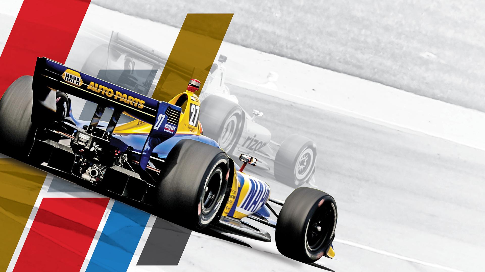 INDYCAR Grand Prix 1920x1080