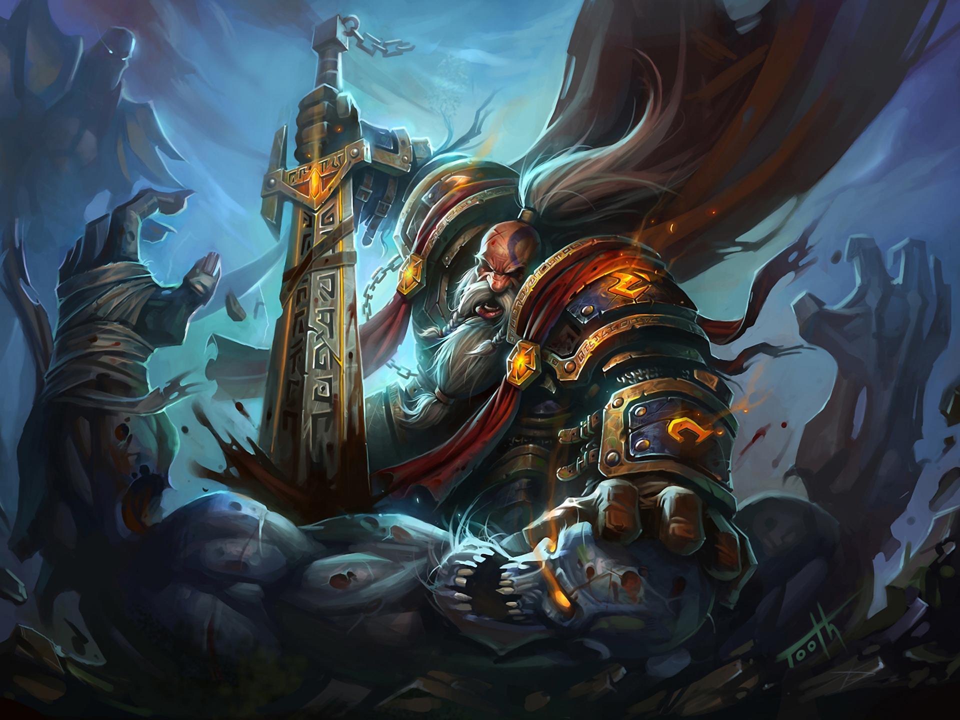 46 World Of Warcraft Paladin Wallpaper On Wallpapersafari