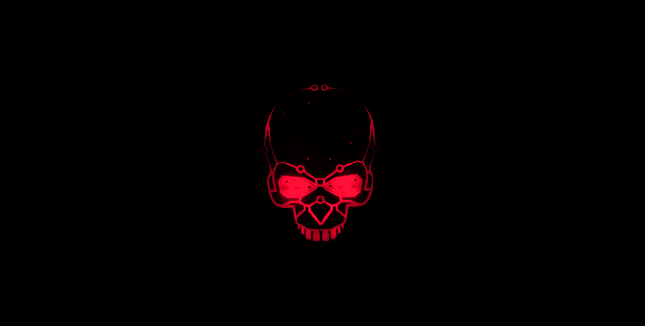 Hd wallpaper red and black - Wallpapers For Green And Black Skull Wallpaper