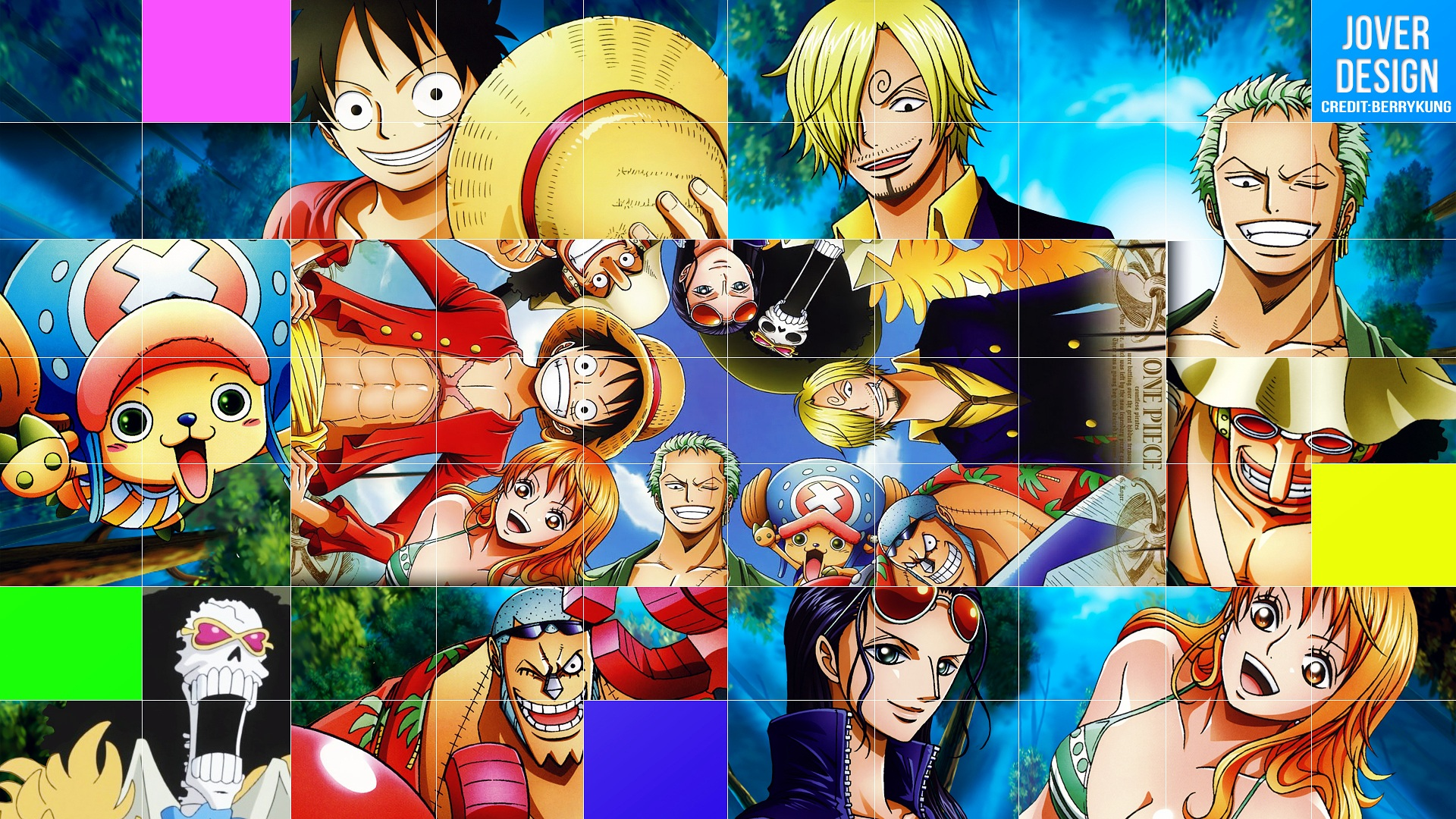 Free Download Wallpaper One Piece New World Download Wallpaper One