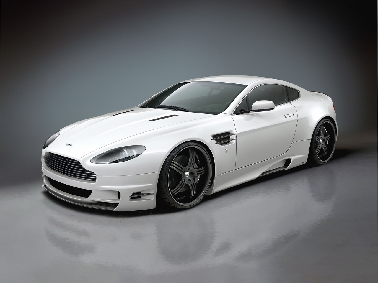 2009 Aston Martin Vantage Wallpapers HD Wallpapers 1280x960
