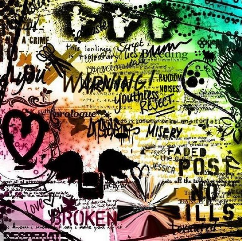 780x778px Emo Background Wallpaper