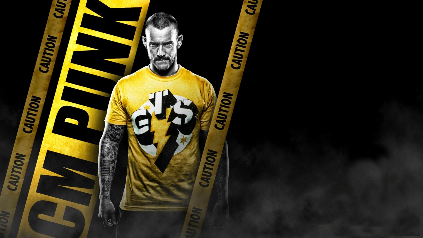 Download WWE CM Punk HD Wallpapers 6395 Full Size 1600x900