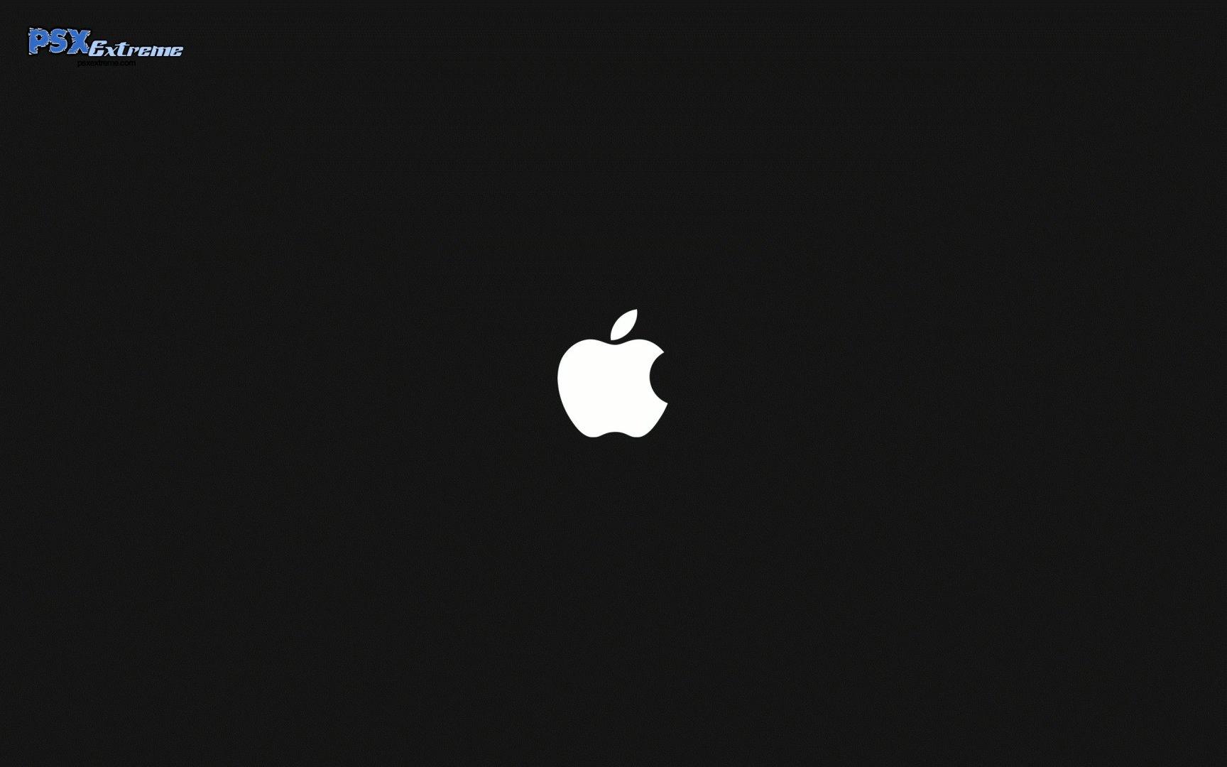 Black White Wallpaper Black Apple Logo Wallpapers 1728x1080