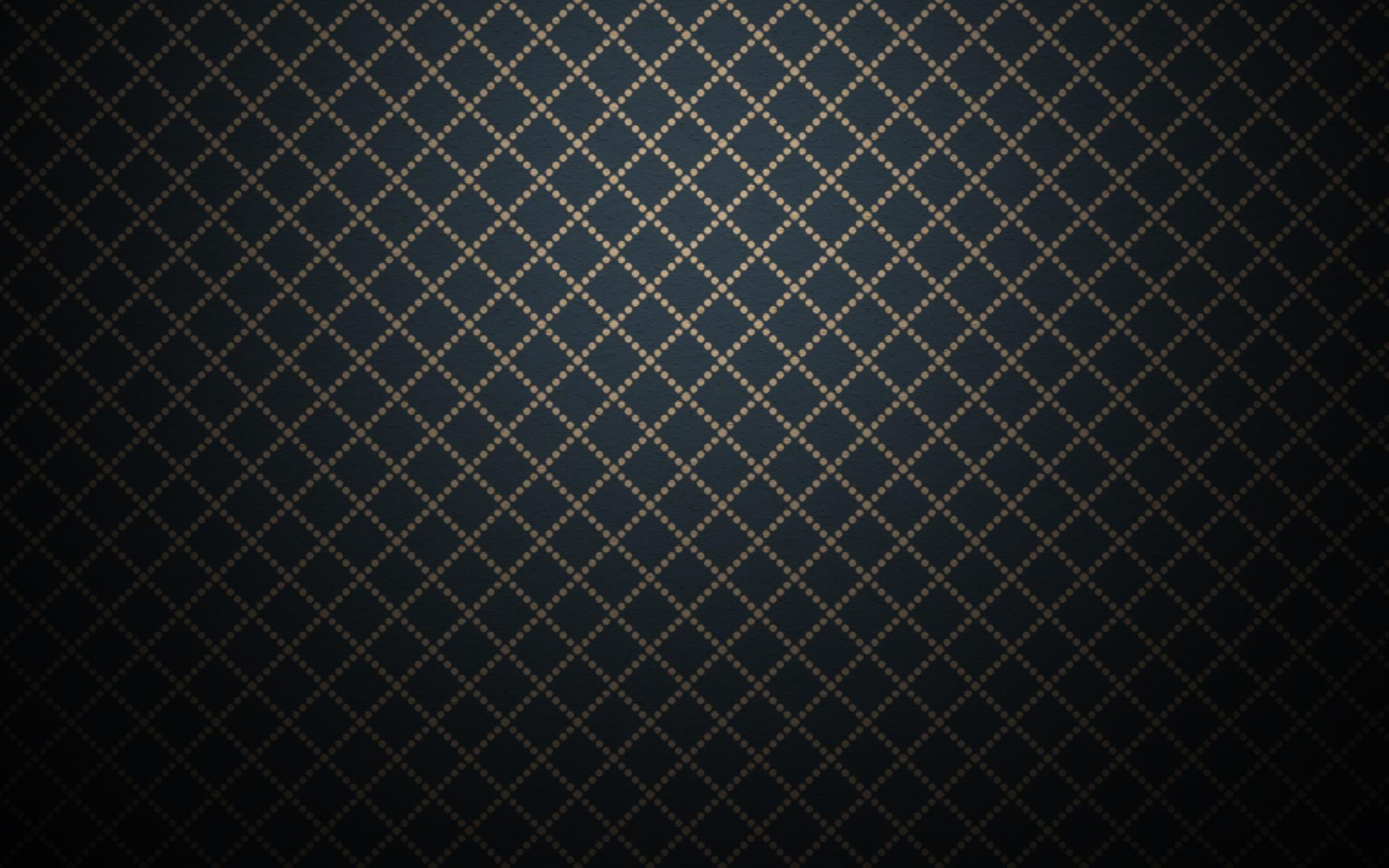 Black Pattern Wallpaper 1920x1200