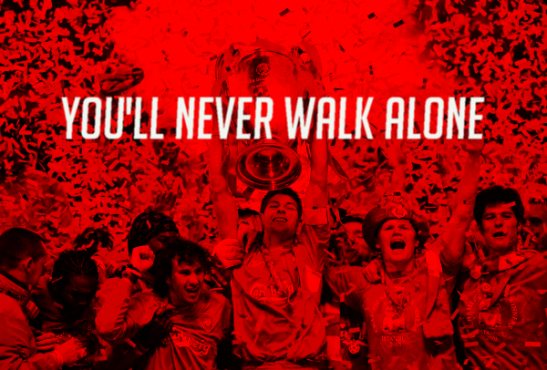 Youll Never Walk Alone by kitschphrase 600x406