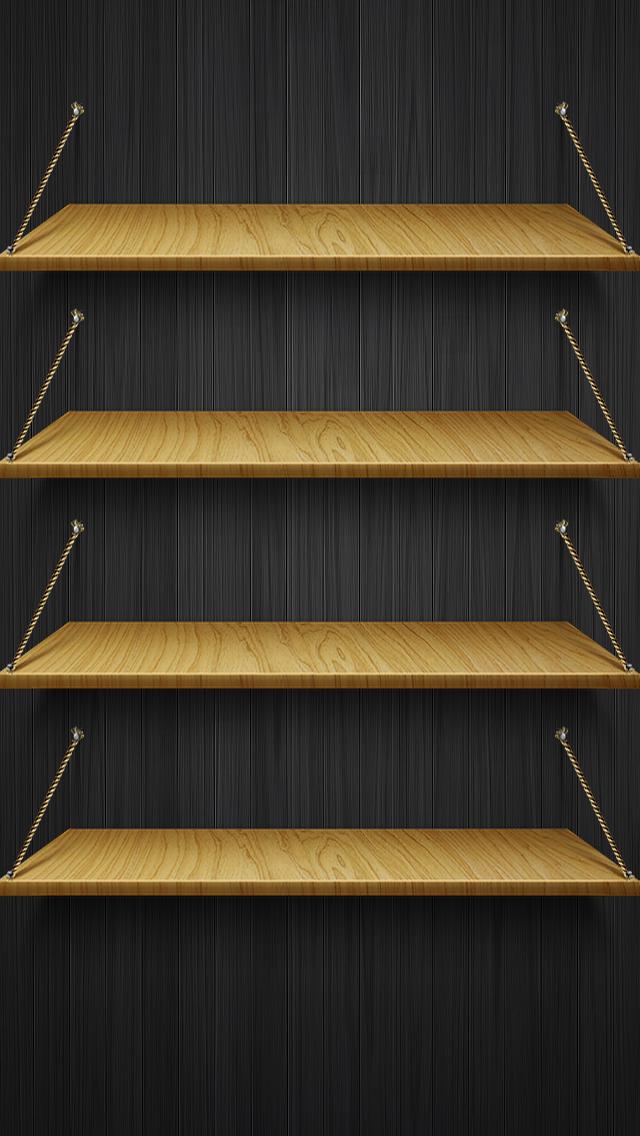Desk Top Shelves