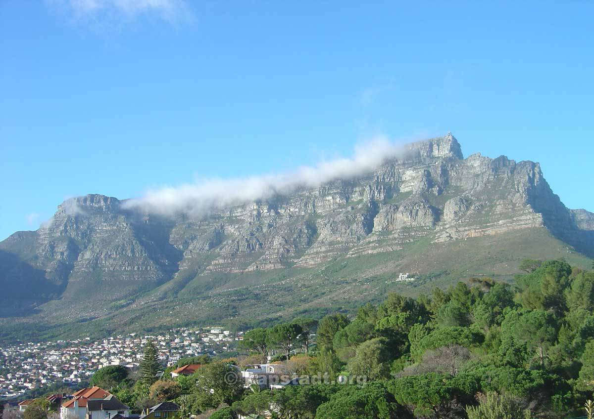 Cape Town Table Mountain 1 HD Wallpaper Landmarks Wallpapers 1200x848