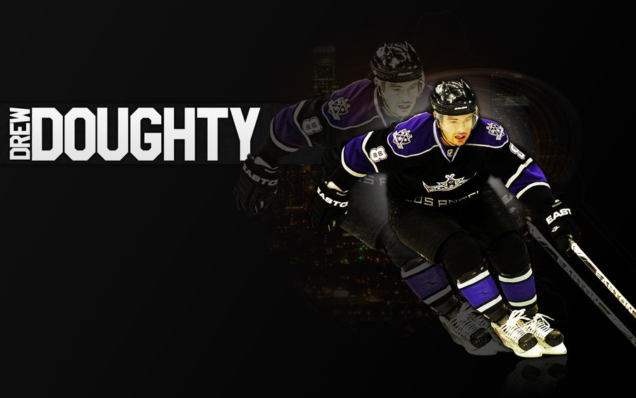 images about OBSESSION Best Hockey player Drew Doughty closeup 900x563