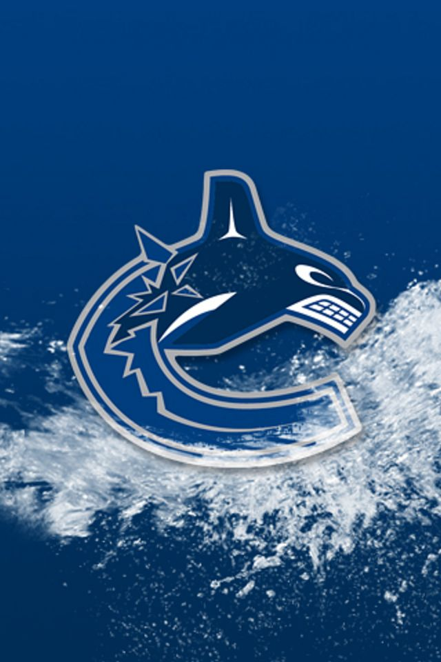 Vancouver Canucks iPhone Wallpaper HD 640x960