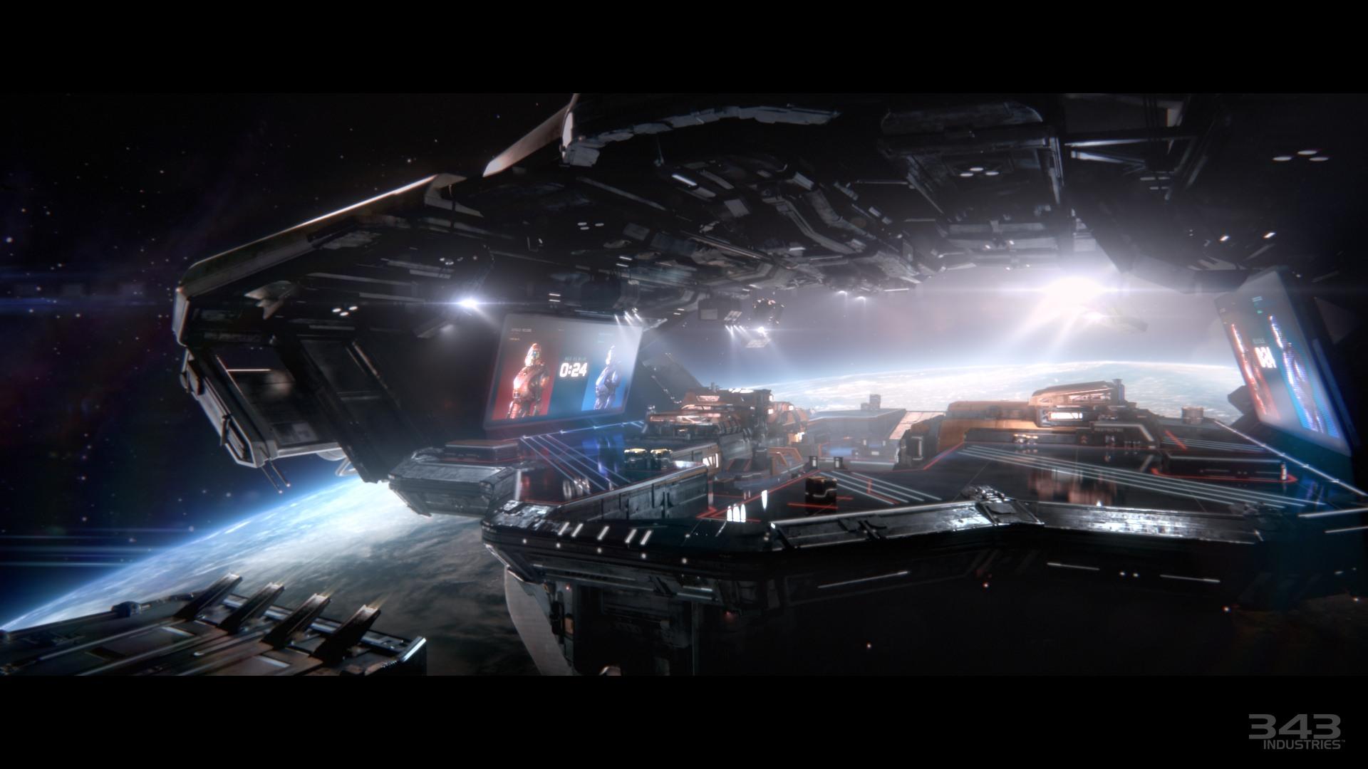 E3 2014 Halo The Master Chief Collection Halo 5 Beta Announced for 1920x1080