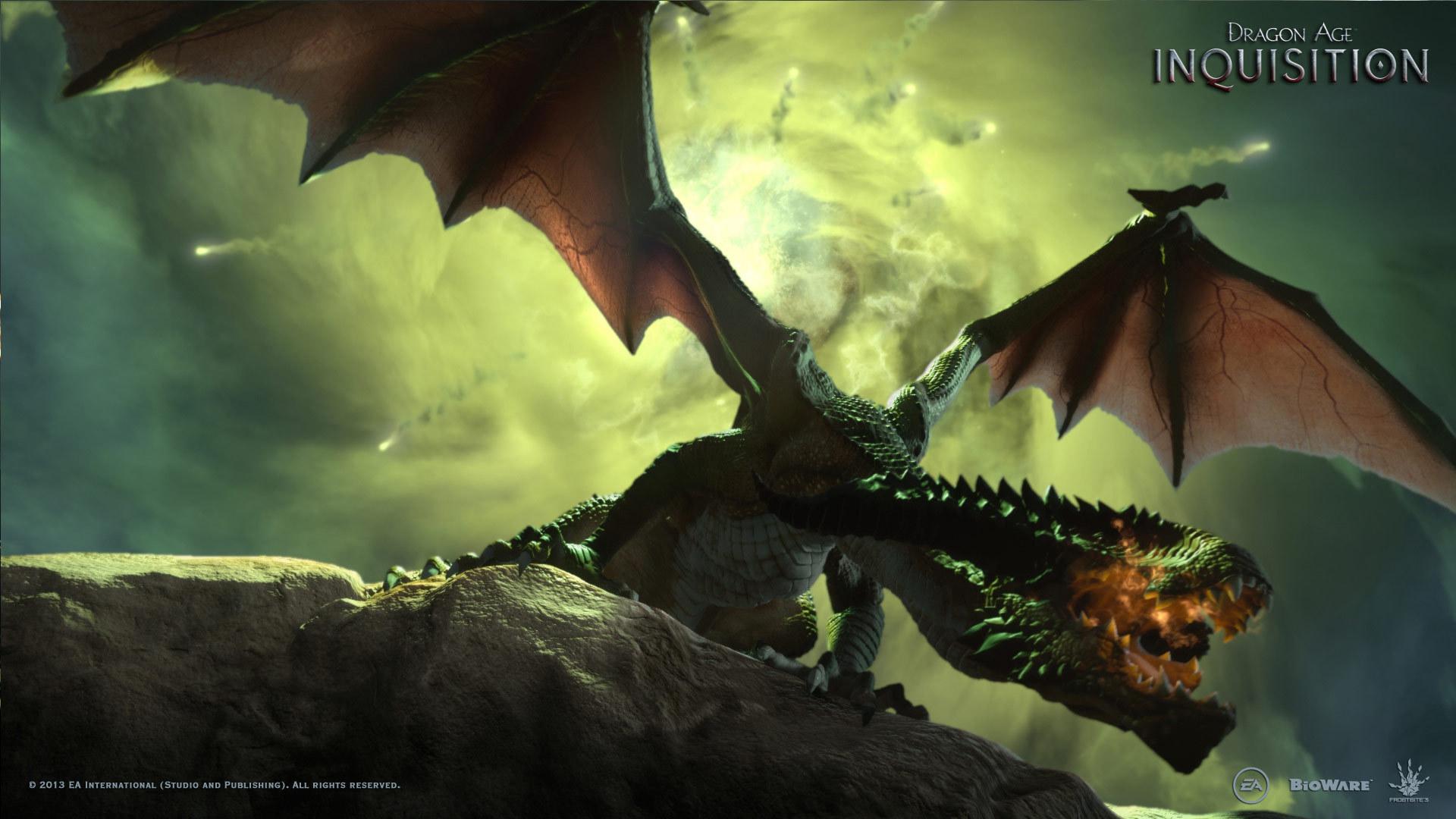 Dragon Age 3 Inquisition  № 1901461 без смс