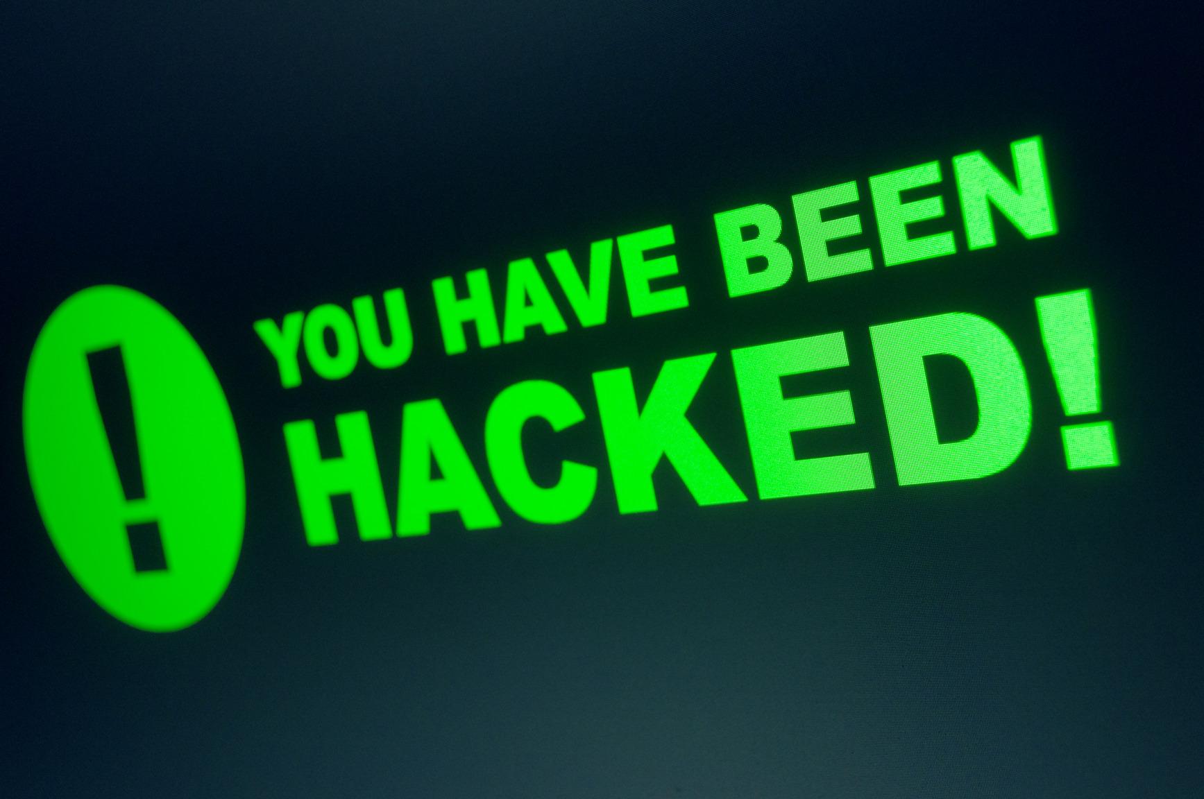 You Have Been Hacked Wallpaper - WallpaperSafari