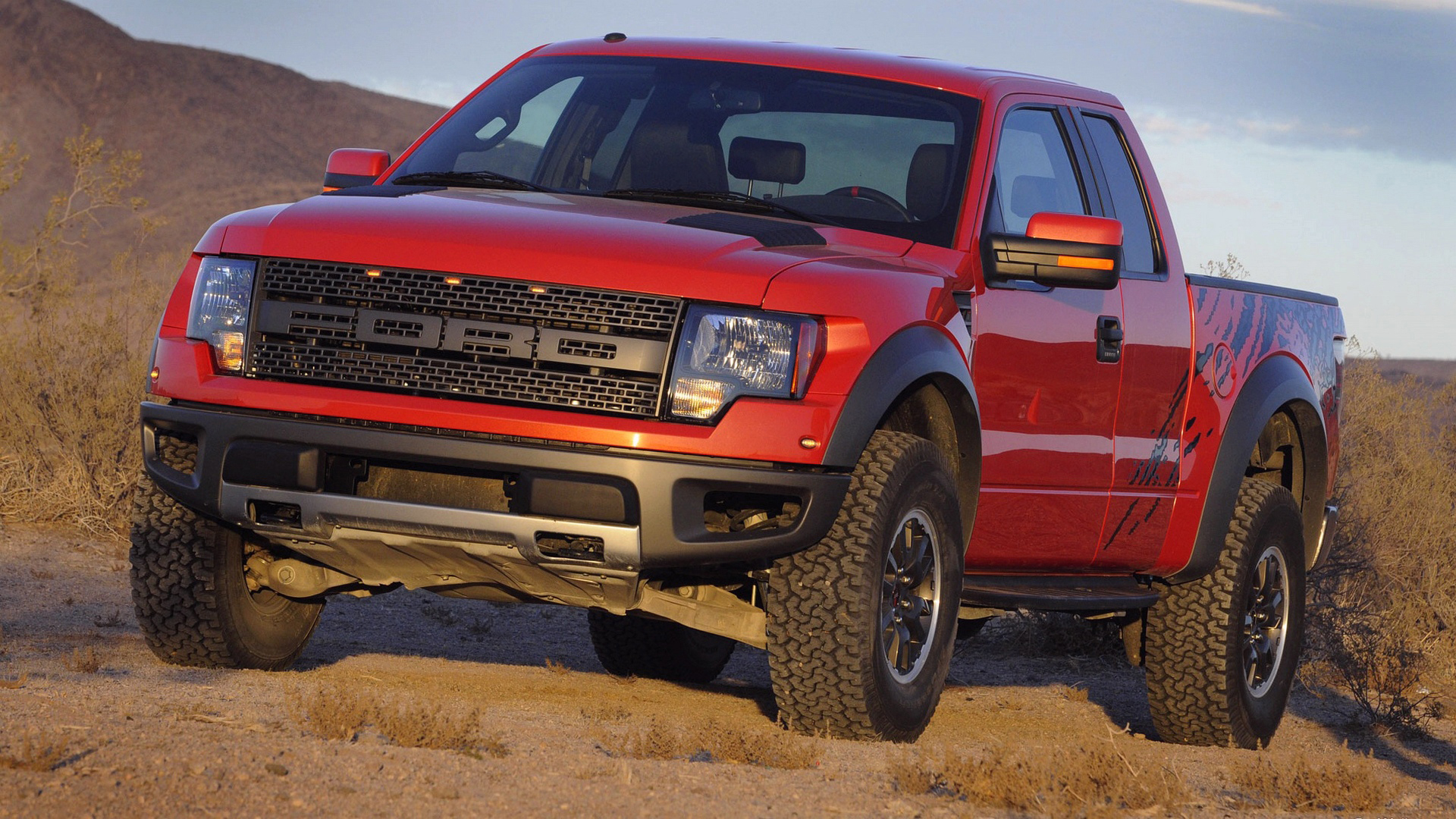 Ford 4x4 Truck Wallpaper HD Wallpapers 1920x1080