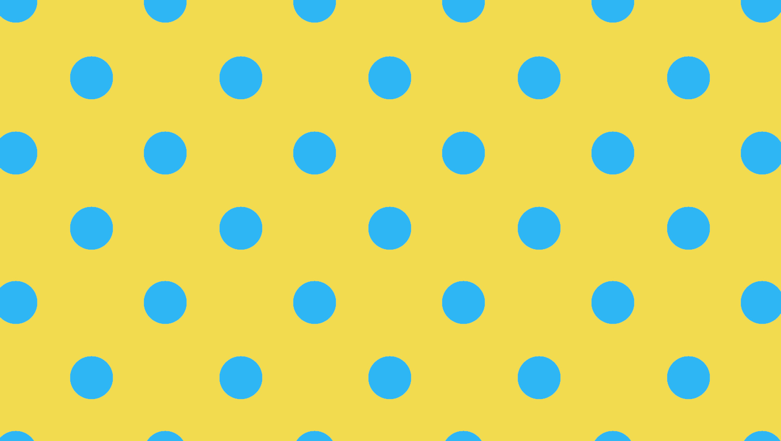 cute yellow abstract polka dots background 10790 dryicons