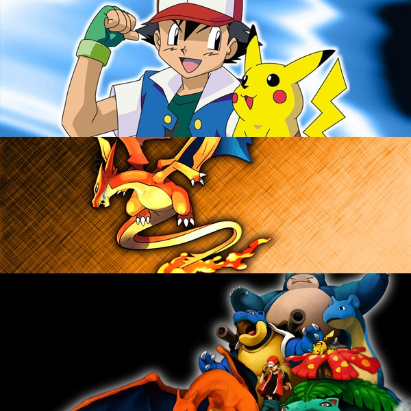 35 Pokemon Wallpapers HD for Desktop 600x600