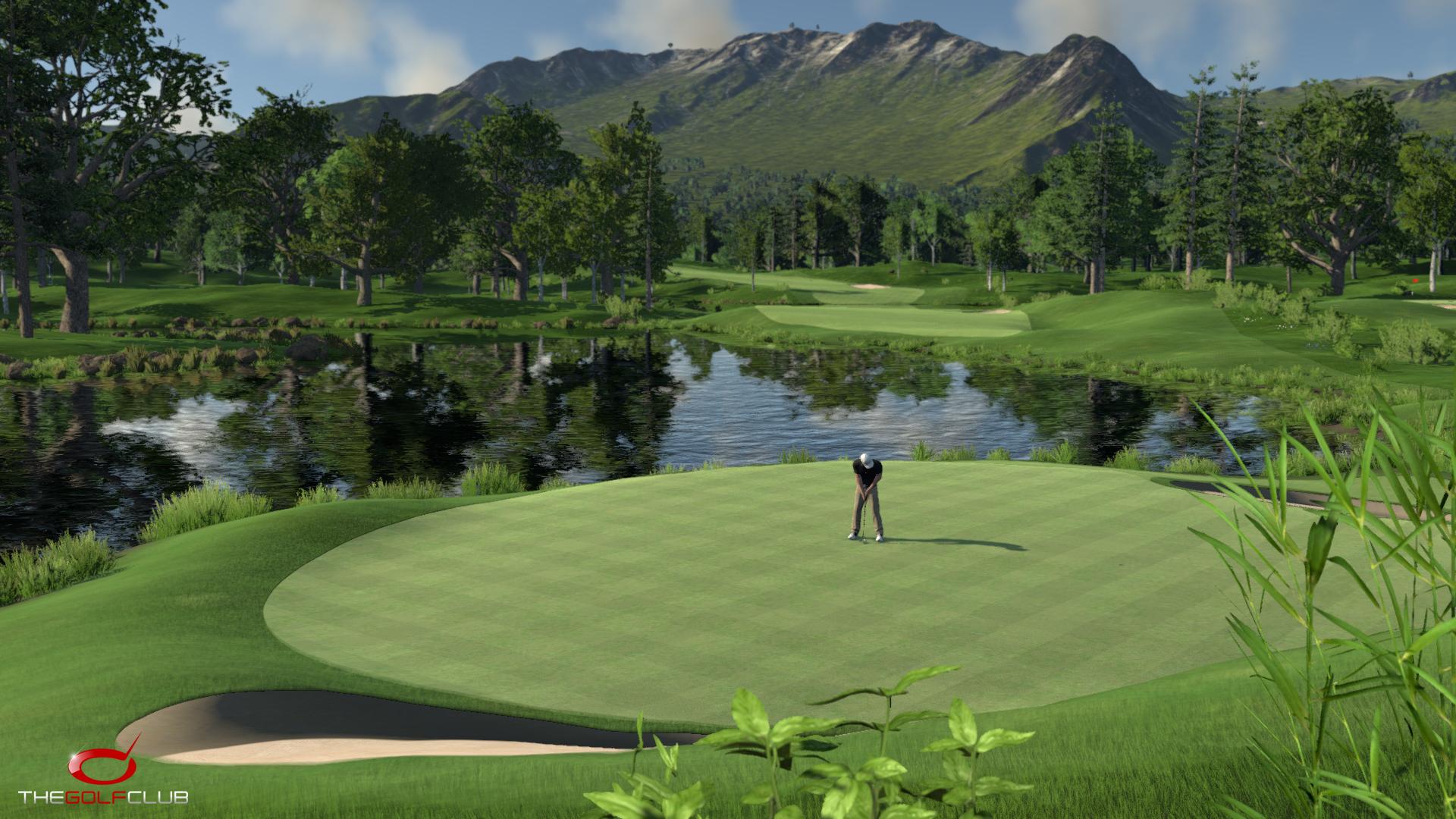 The Golf Club Wallpaper 02 19201080 1920x1080