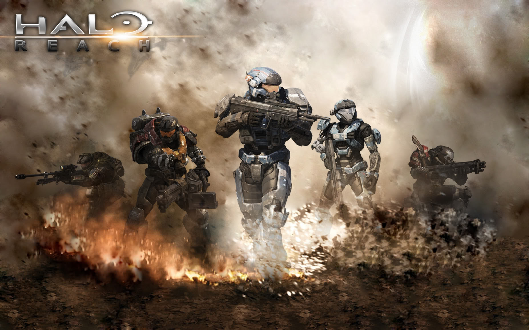 Halo Wallpapers   All About Halo Photo 26991071 1853x1158