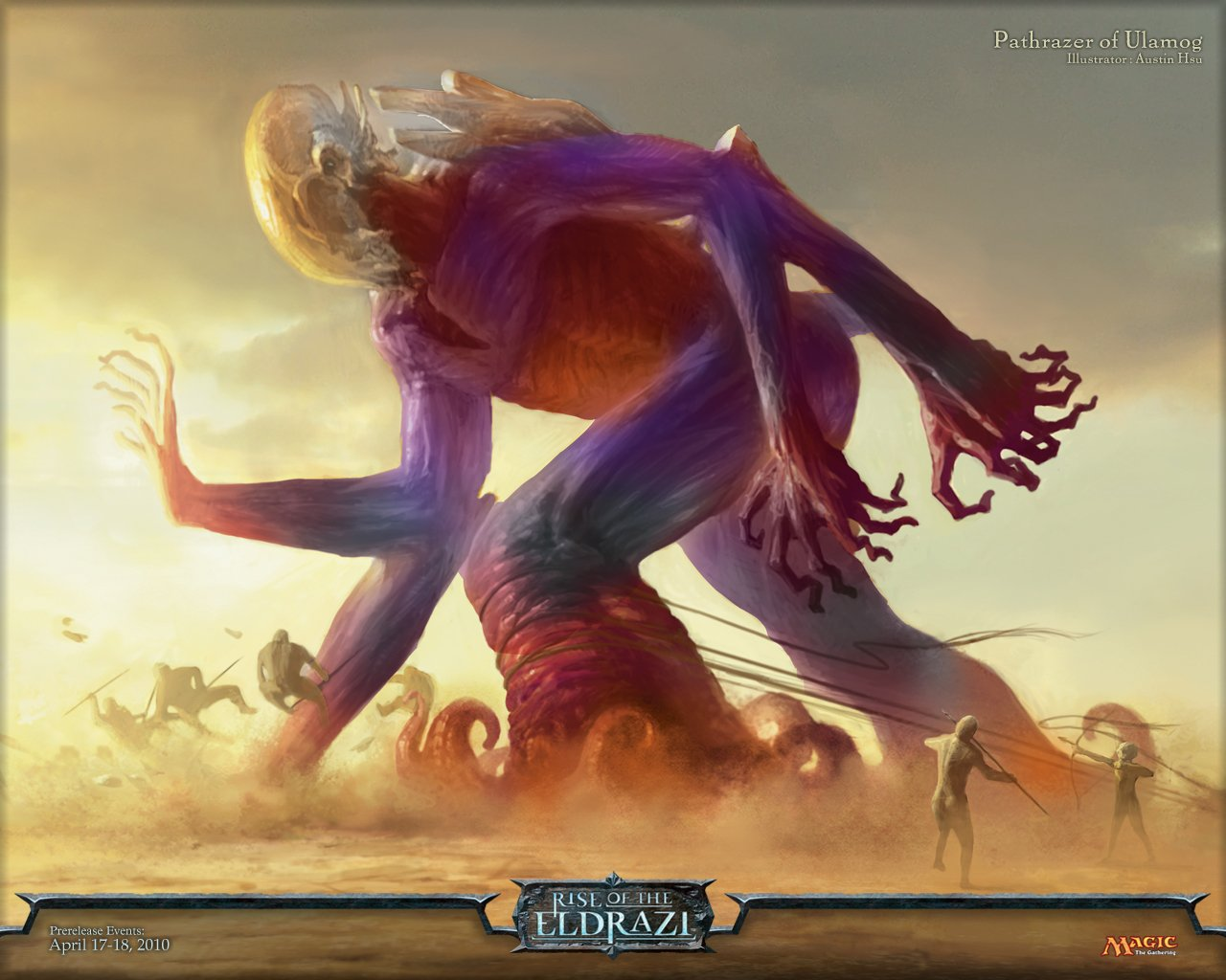 Free Download Wallpaper Of The Week Rise Of The Eldrazi Daily Mtg