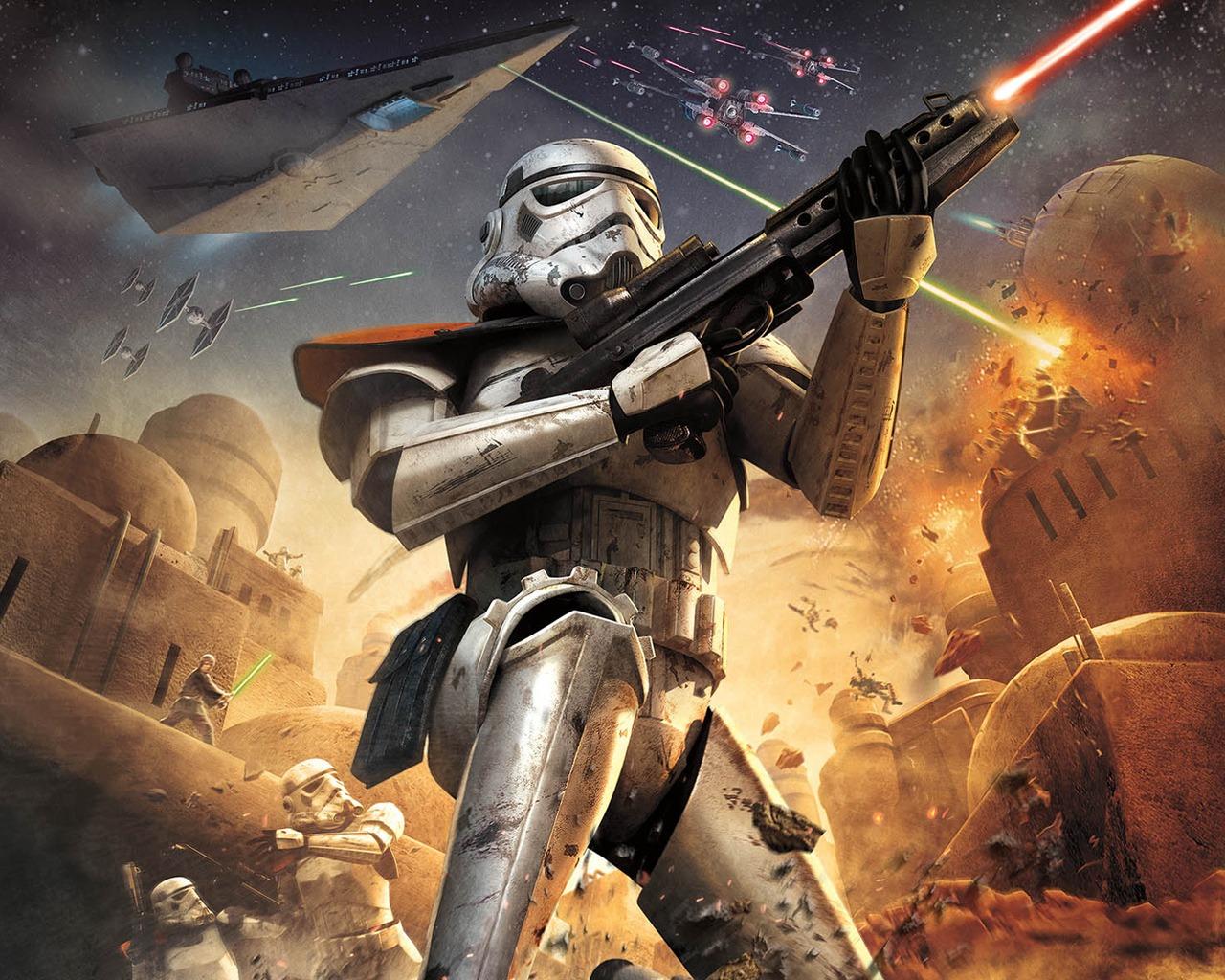 Star Wars Desktop Wallpapers FREE on Latorocom 1280x1024