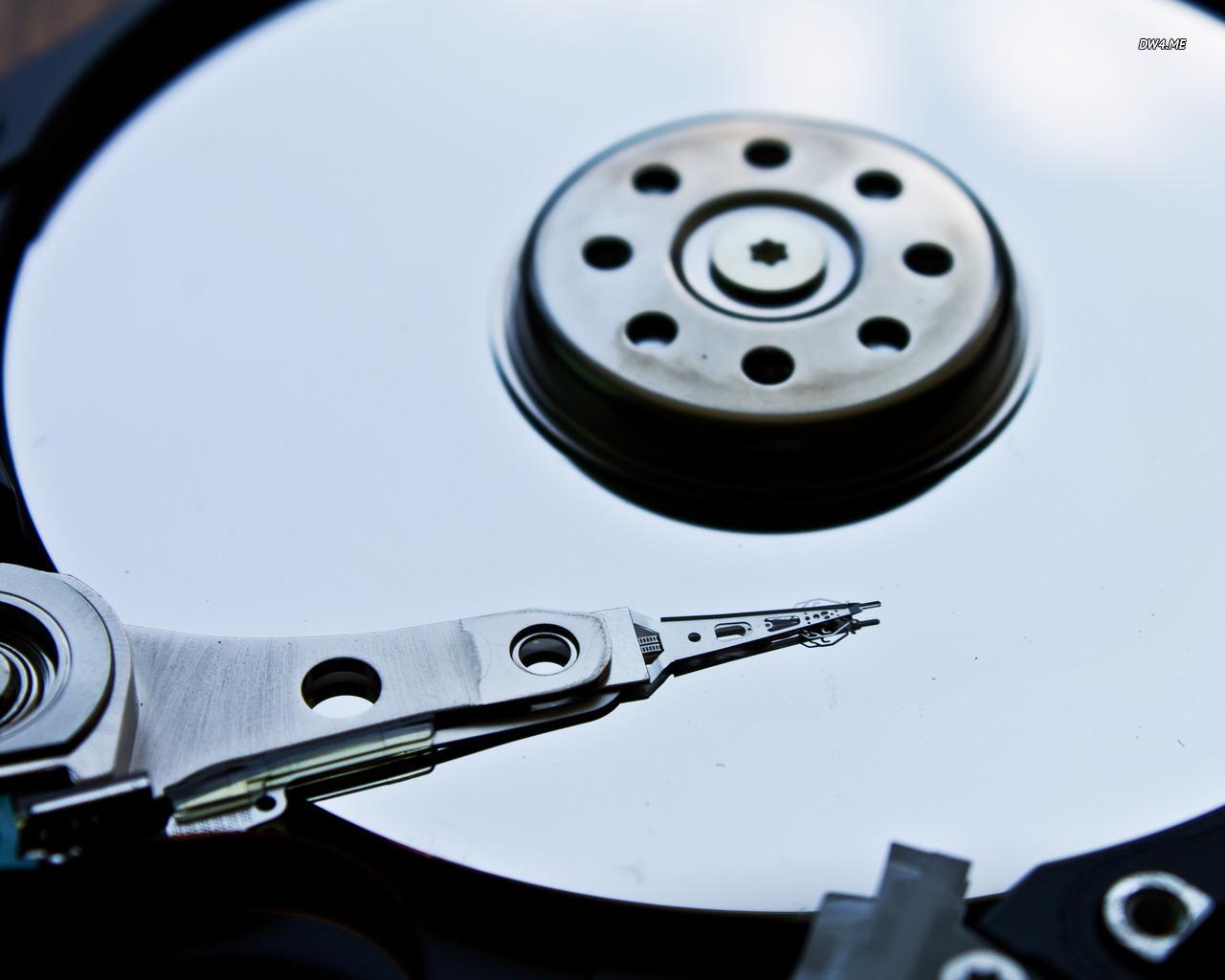 Hard disk drive wallpaper   Computer wallpapers   760 1280x1024