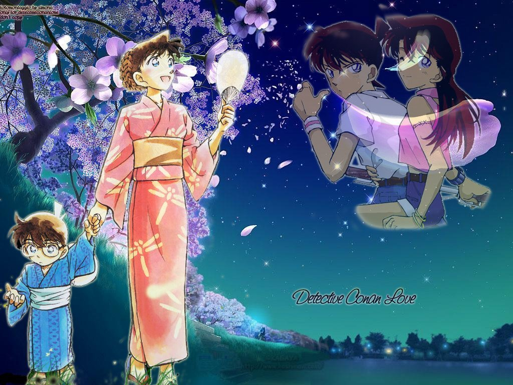 Detective Conan Wallpaper   Detective Conan Wallpaper 12675438 1024x768