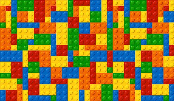 Emmet Lego Wallpaper Infovisual