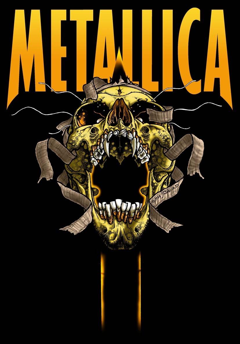 Metallica images Metallica Wallpaper wallpaper photos 4122807 827x1181