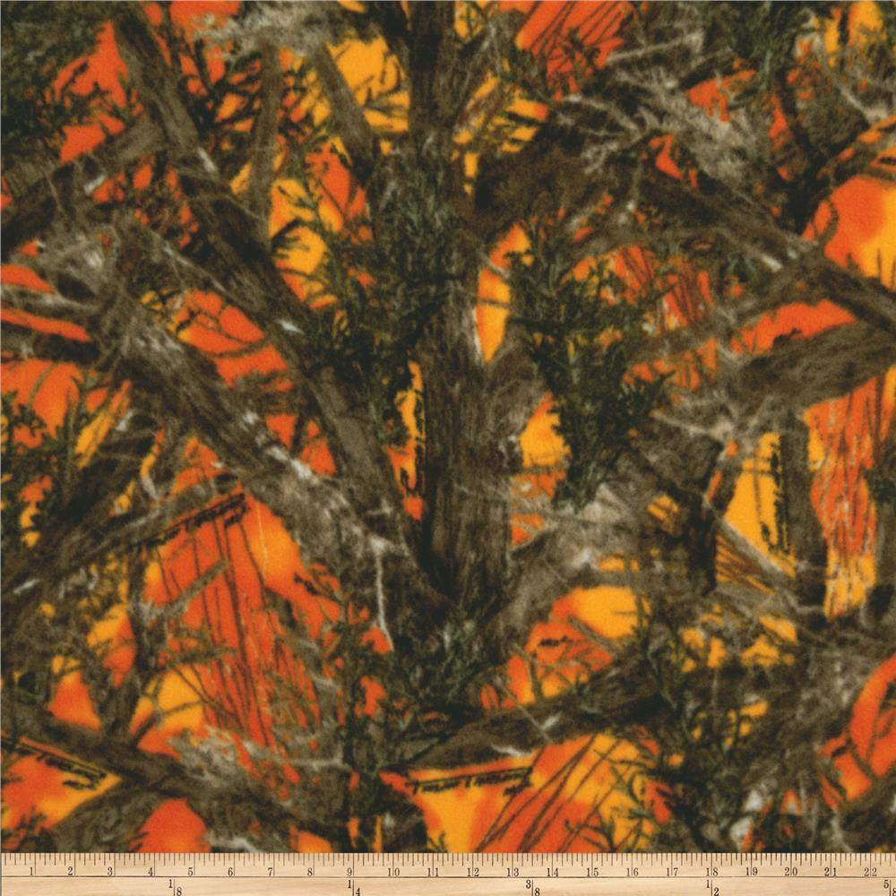 Orange Realtree Camo Backgrounds 1000x1000