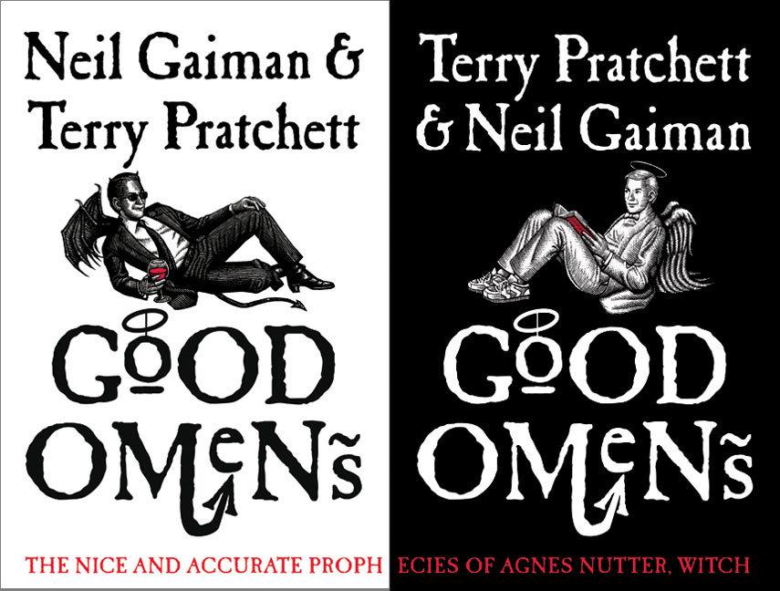 Good Omens   Neil Gaiman Photo 1010359 855x648