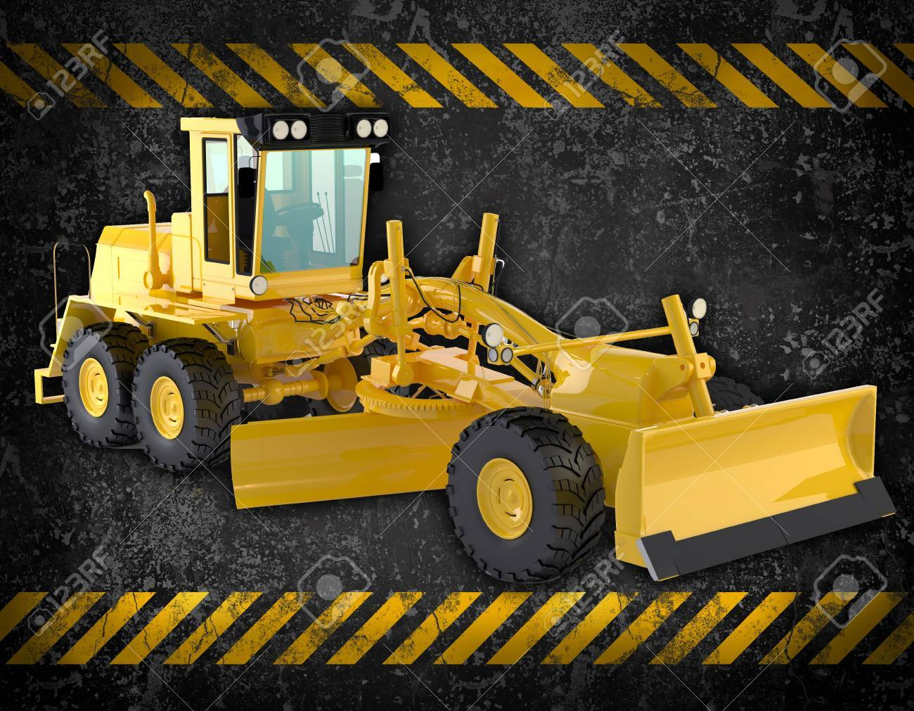 Bulldozer Background Stock Photo Picture And Royalty Image 1300x1011