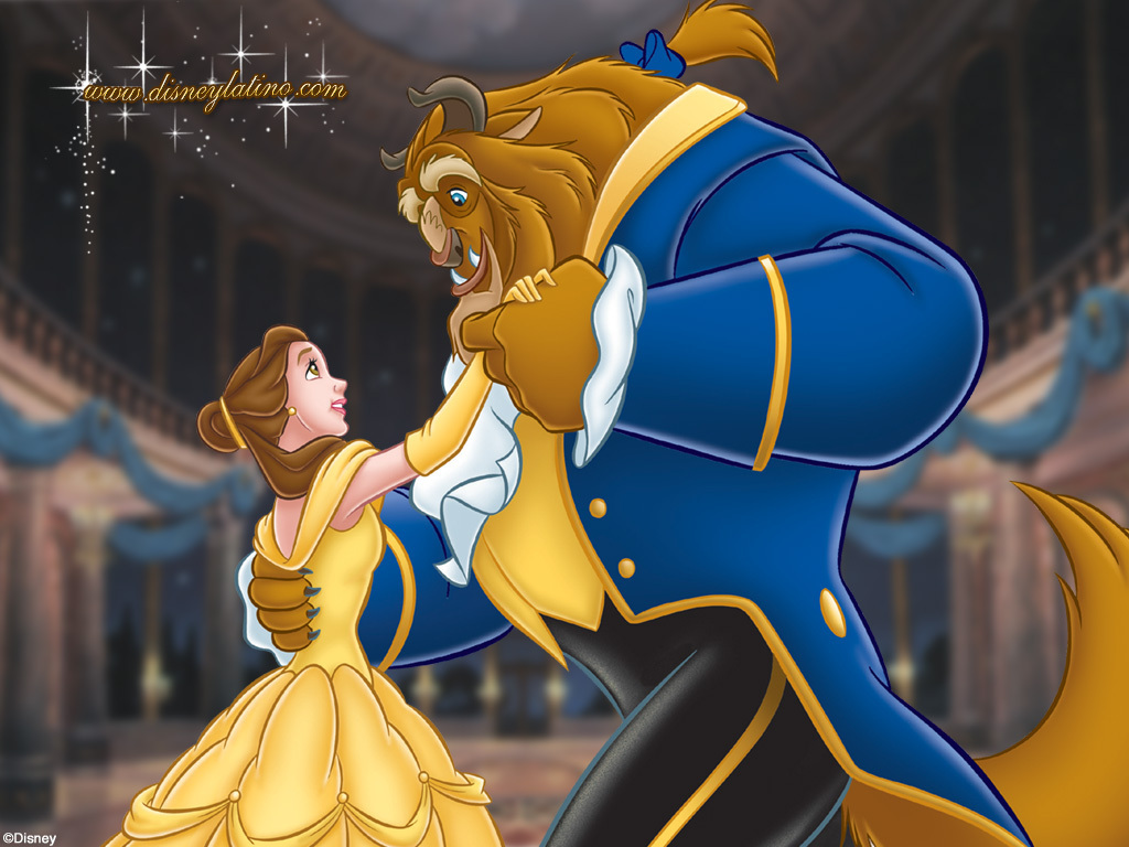 Beauty and the Beast Wallpaper beauty and the beast 6260108 1024 768 1024x768