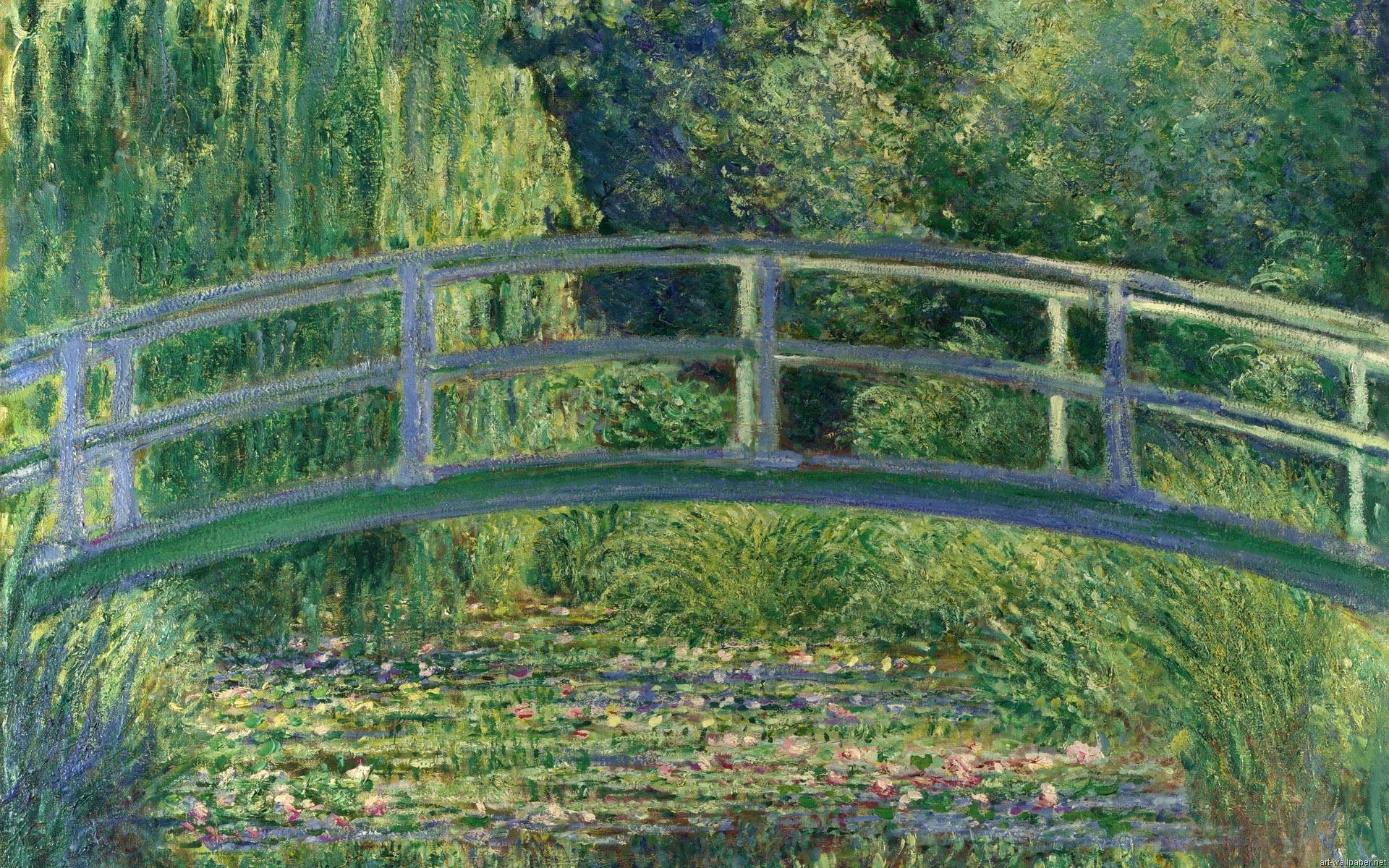Impressionism Wallpaper Picture 1920x1200