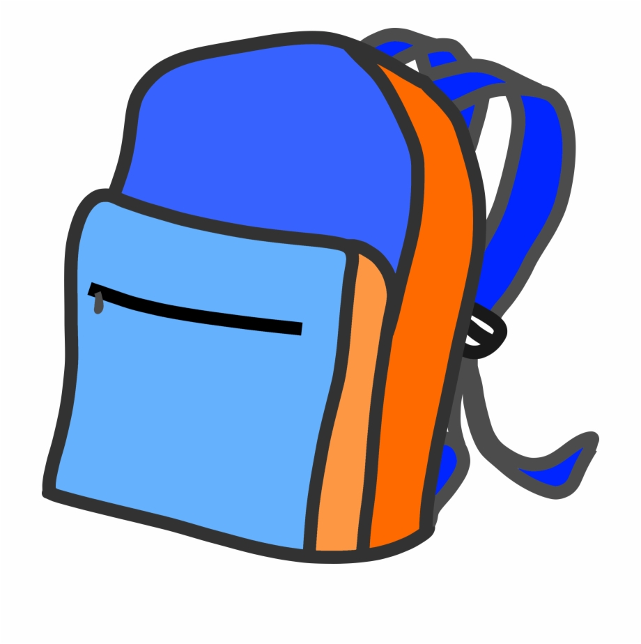 Image   Transparent Background Backpack Clipart PNG Images 920x924