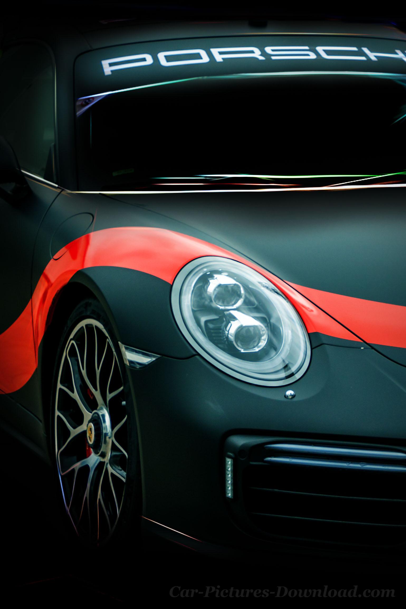 40 Original Porsche iPhone Wallpapers