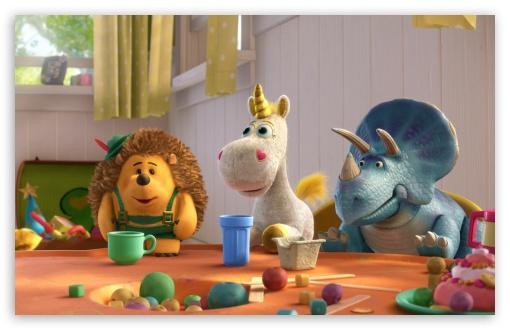Toy Story 3 Bonnies Toys HD wallpaper for Standard 43 54 Fullscreen 510x330