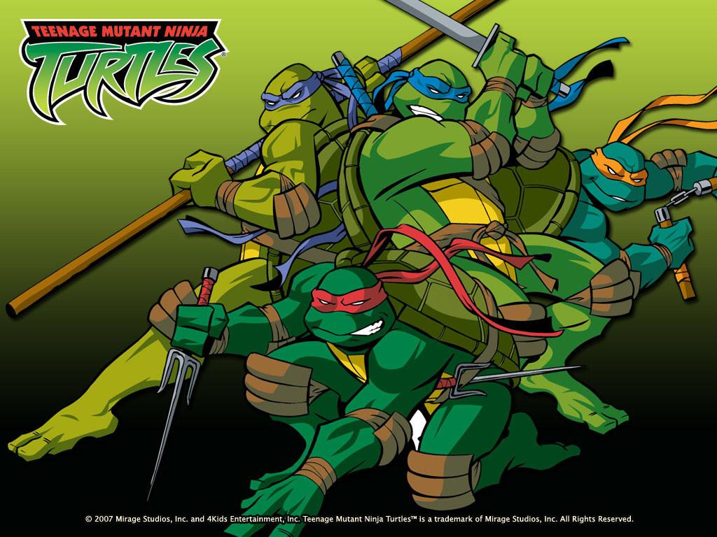 Free Download Teenage Mutant Ninja Turtles Wallpapers Cartoon