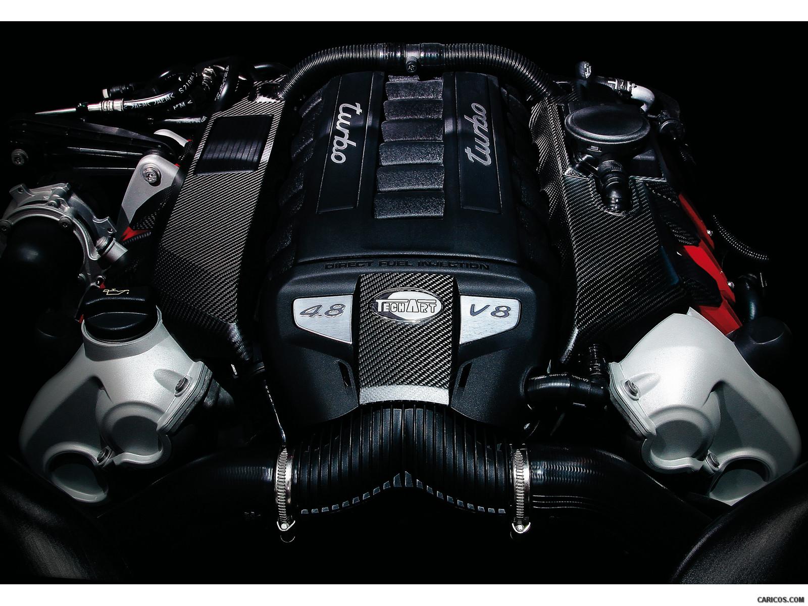 Techart GrandGT Porsche Panamera Turbo   Engine Wallpaper 31 1600x1200