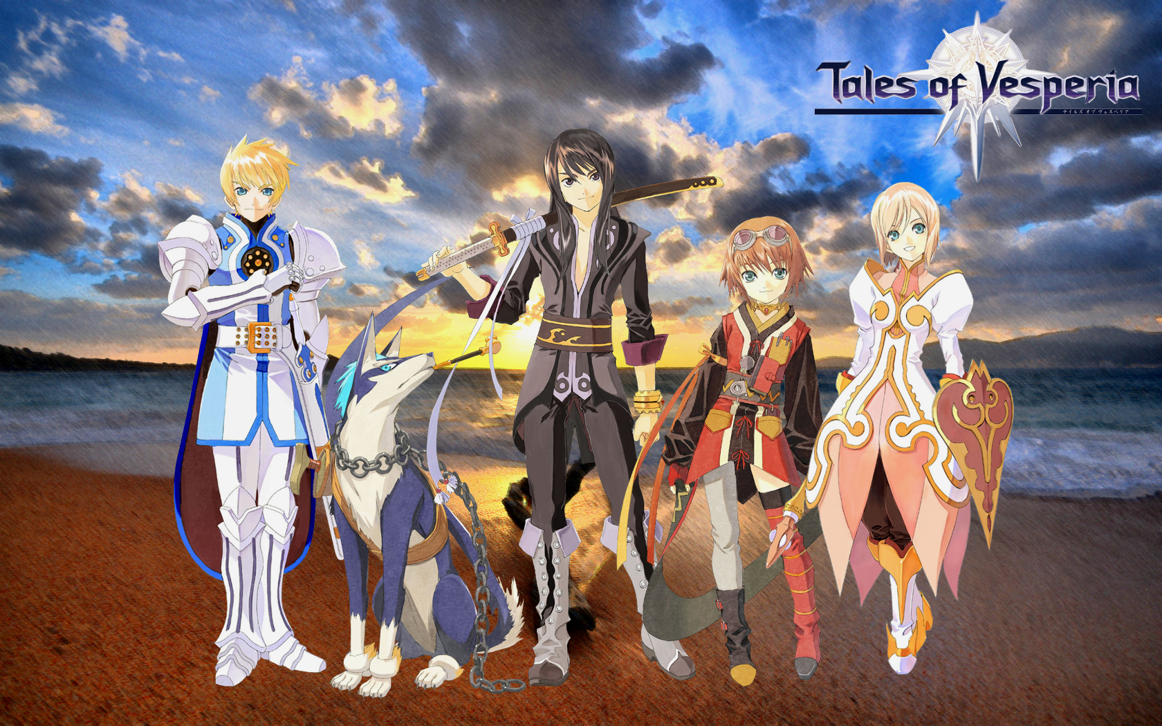 Tales of Vesperia Wallpaper by Nukkus 1680x1050