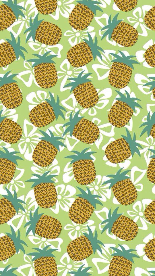 Wallpaper Pineapples 540x960