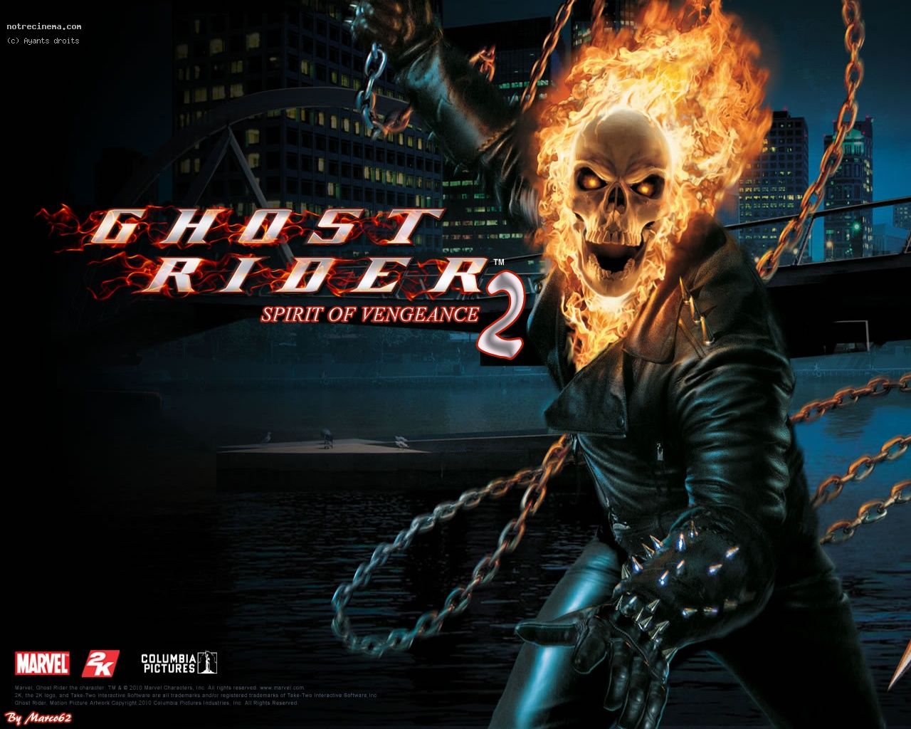 JKs Wing Ghost Rider 2 Movie Review 1280x1024
