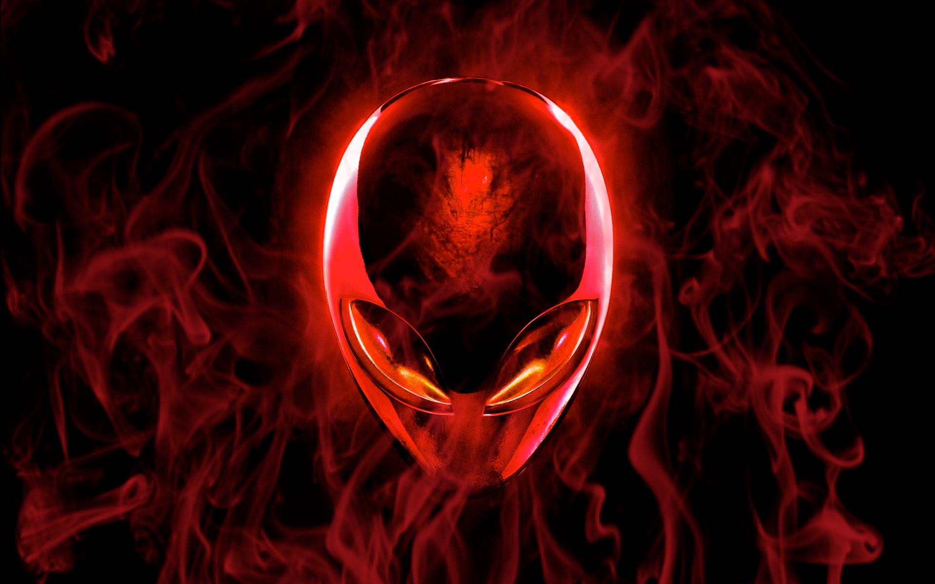 Gemeinsame Alienware Red Wallpaper - WallpaperSafari #VD_82