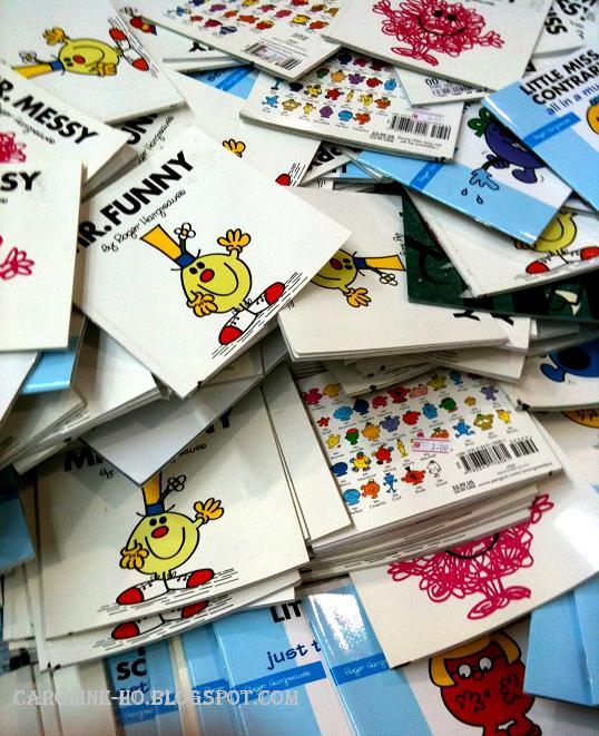 Lots of Mr Men and Little Miss books at RM3 each 538x661