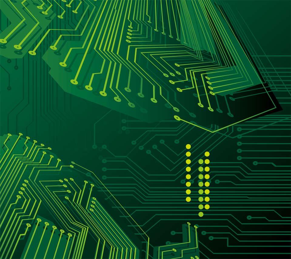 Green Technology Wallpaper