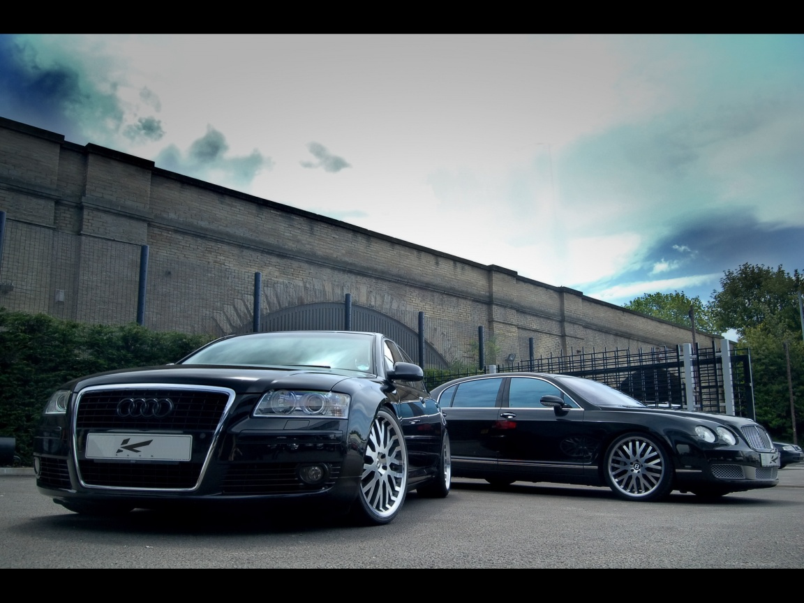 1152x864 Project Kahn Audi desktop PC and Mac wallpaper 1152x864