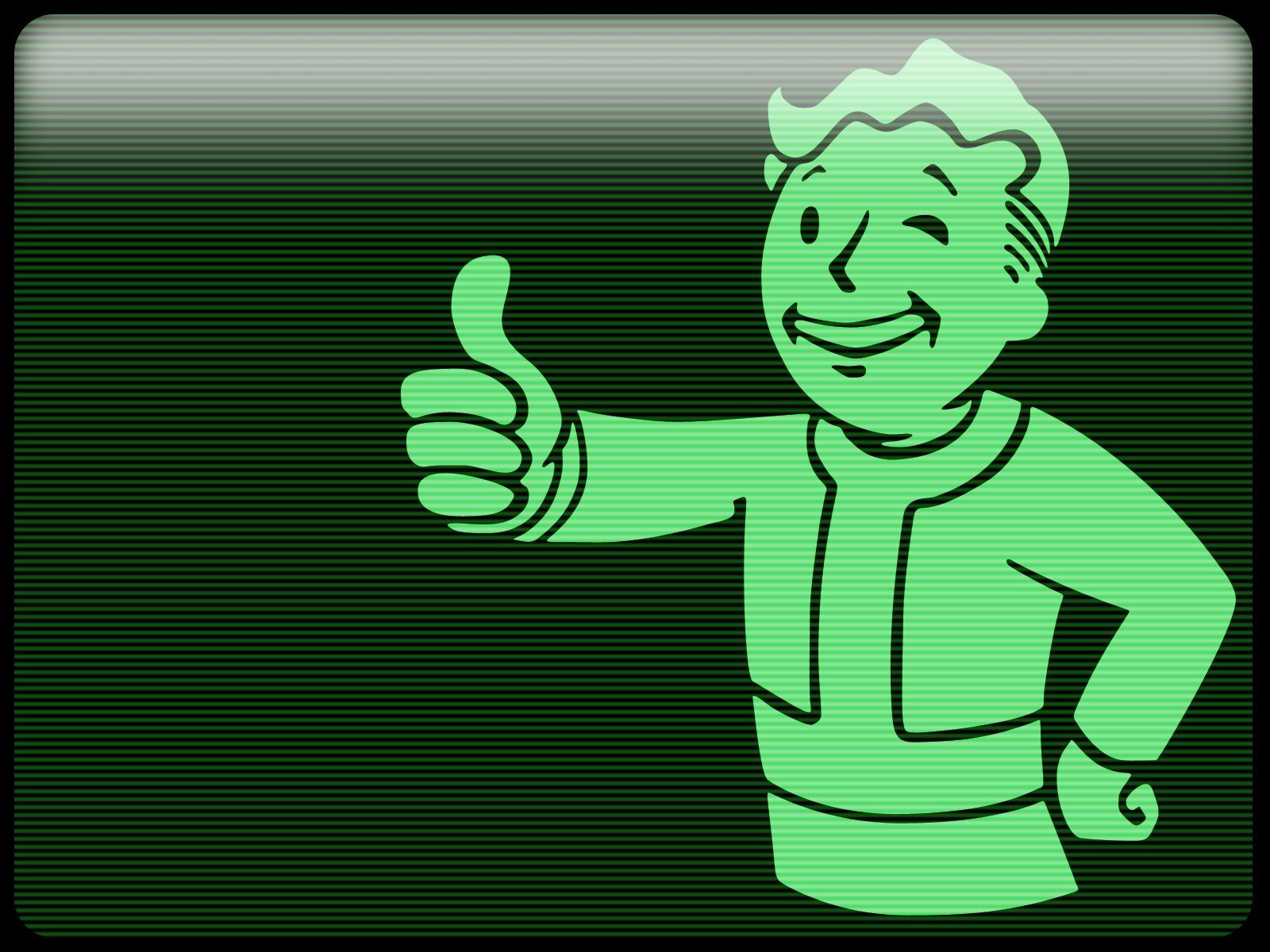 49+] Fallout 4 Wallpaper Pip Boy on WallpaperSafari