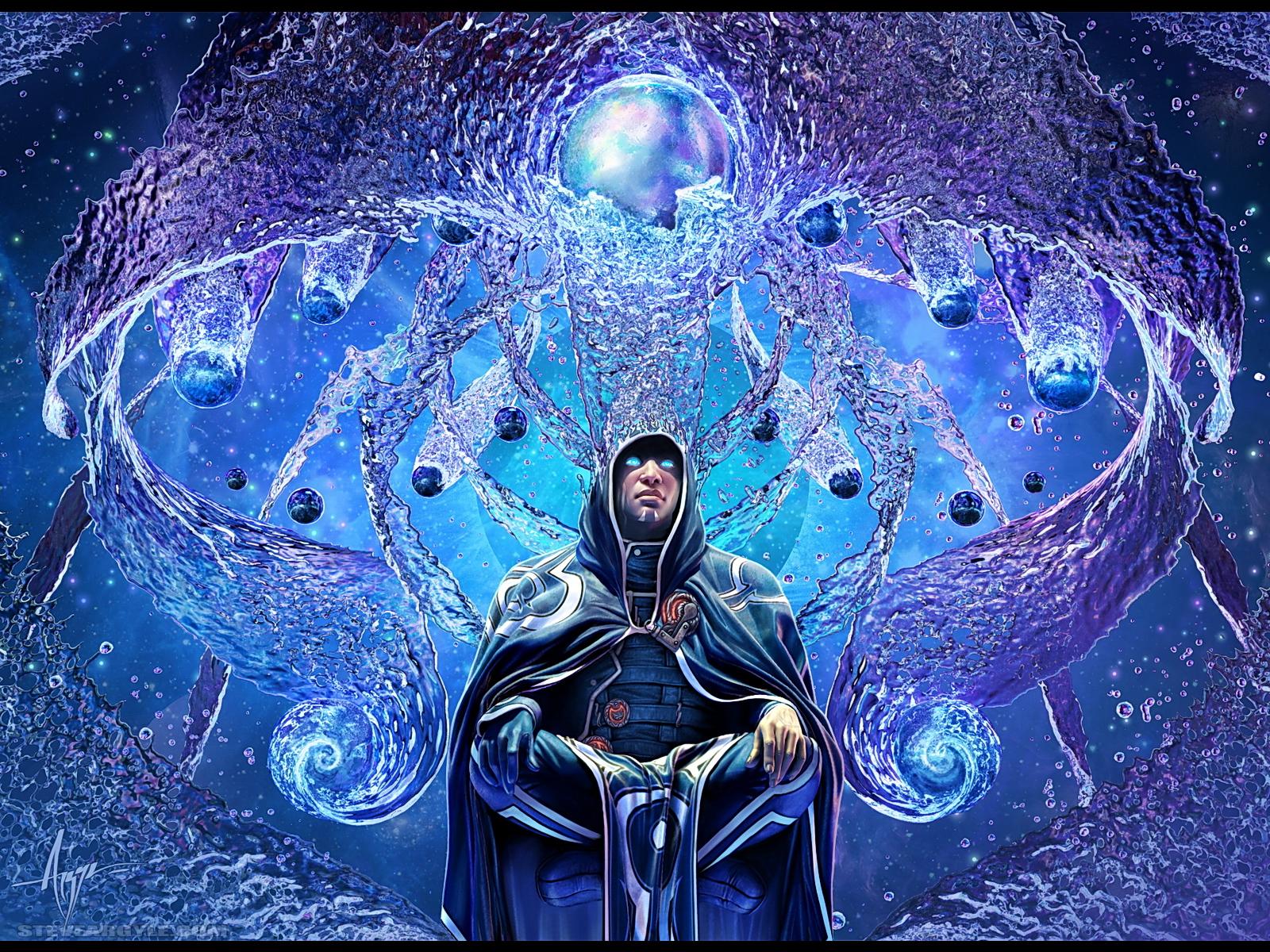 [48+] Magic The Gathering Jace Wallpaper on WallpaperSafari  Jace The Mind Sculptor Wallpaper