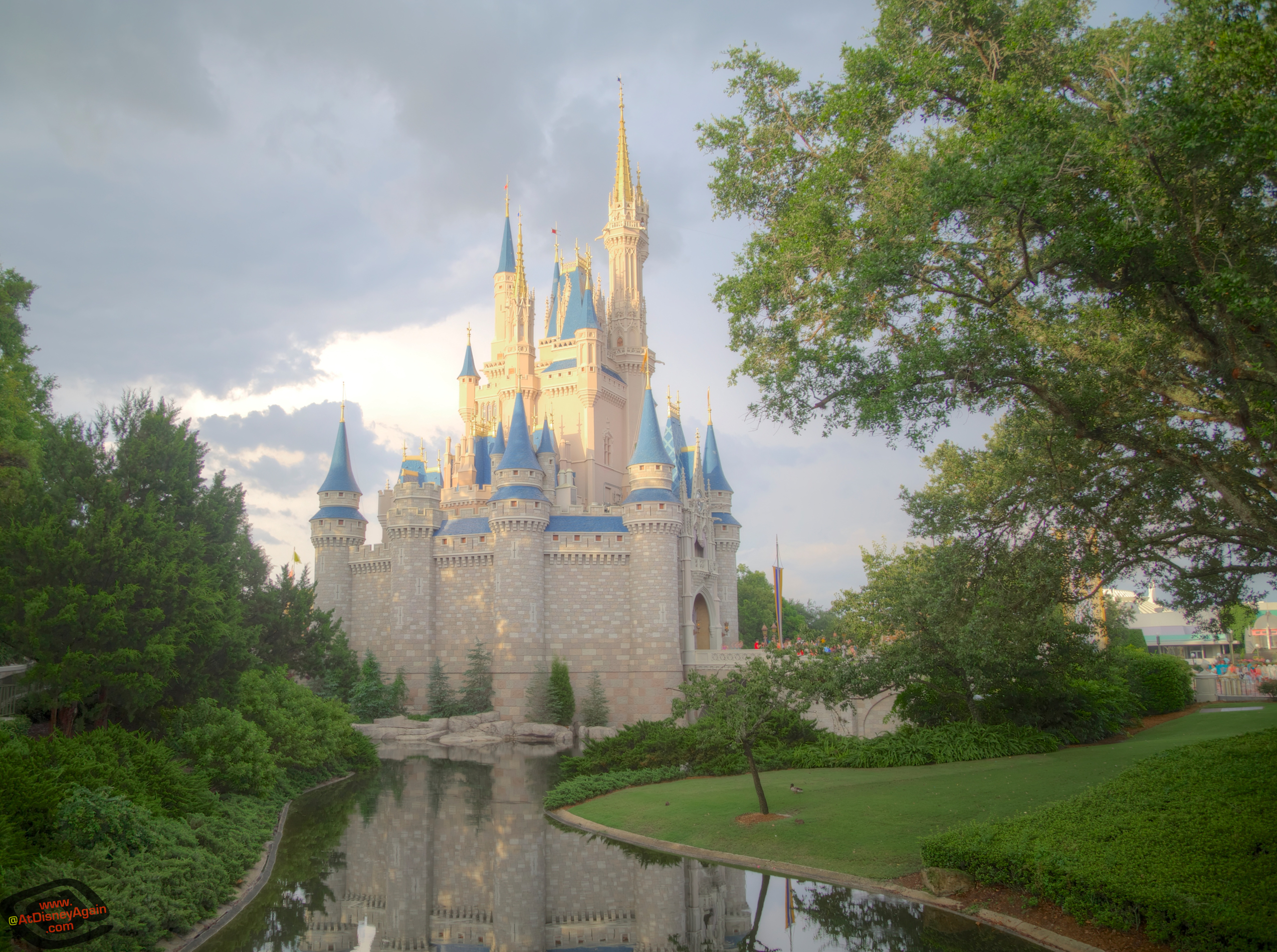 Cinderella Castle Wallpapers AtDisneyAgain 2560x1910
