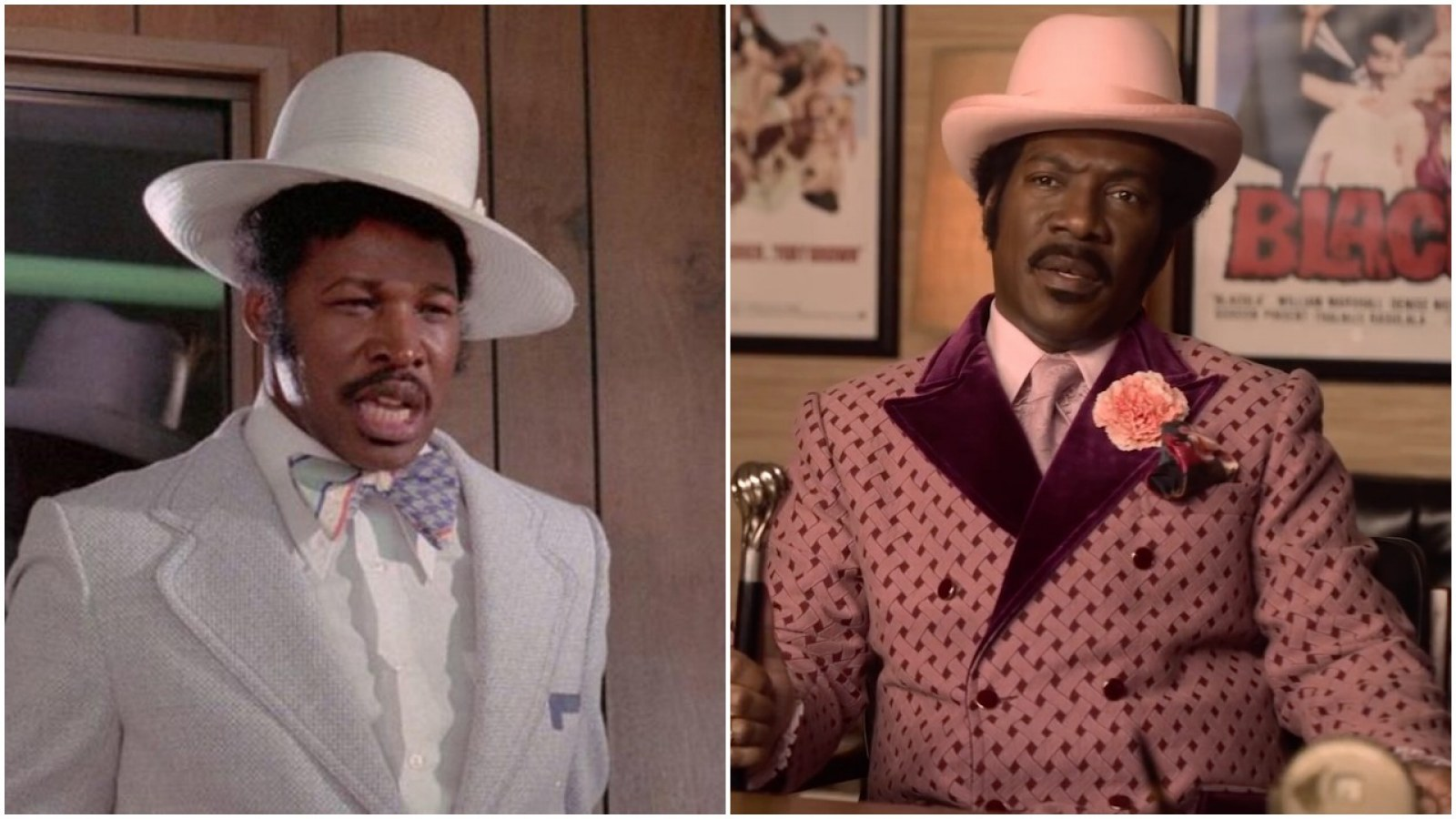 Who Is Rudy Ray Moore In Dolemite Is My Name Eddie Murphy Plays 1600x900