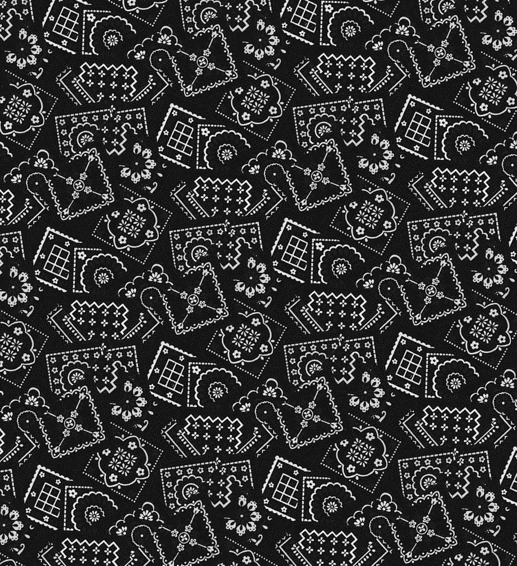 Black Bandana Wallpaper - WallpaperSafari